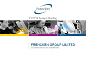 FY2014 Results Presentation